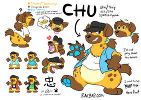 Chu Ref Sheet by raizy