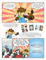 Kickstarter Boost Comic by raizy
