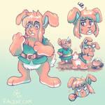 Bunny Link by raizy
