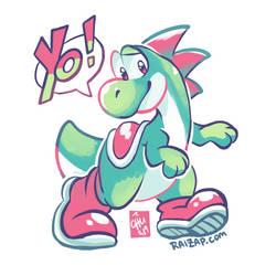 Yo Yo Yoshi! by raizy