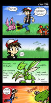 Stupid in the Safari Zone by raizy