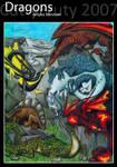 Dragons by Jellyka