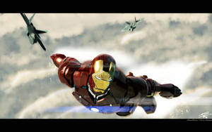 I Am Iron Man by ZhouRules