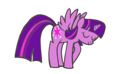 Princess Twilight by Jellybeam
