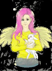 Fluttergirl by Jellybeam
