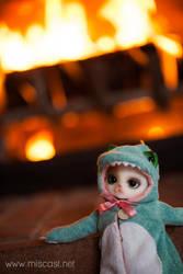 Latte Fireside I by brittmiscast