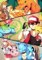 Pokemon by NoneNess