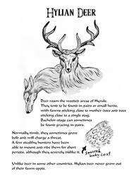 KMM-Deer by Shadsie