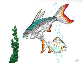Hospital Fish by Shadsie