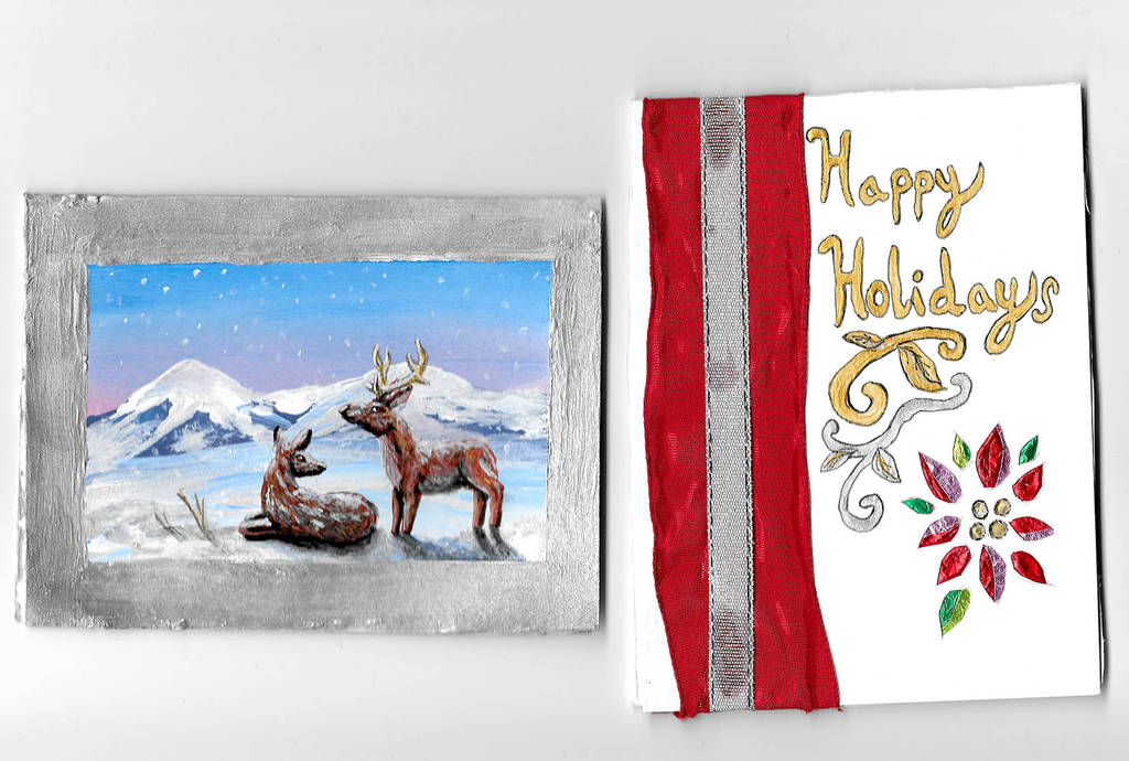 2018 Holiday Card Project by Shadsie