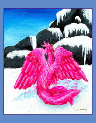 Ice Phoenix by Shadsie
