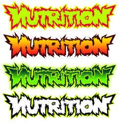 NUTRITION LOGOS by gojera