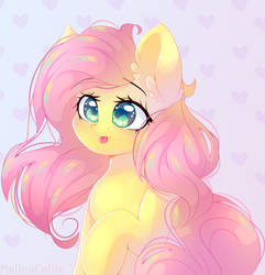 [+VIDEO] Cute Fluttershy by MellonCollie-chan