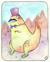 Monsieur Rex by Mollinda