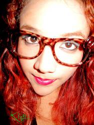 Like a girl, innocence by klaupiu