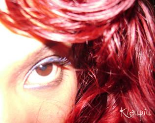 Eye by klaupiu