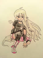 IA - Vocaloid by Geminithegiant