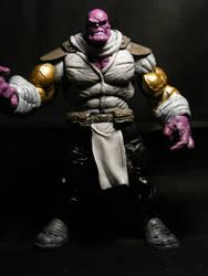 Annihilation Thanos by grimlenking