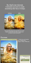 .. Photo tutorial .. by Montelle