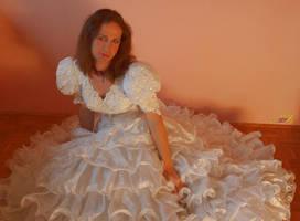 Wedding dress by littlesissy