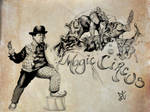 Magic Circus by CypherDen