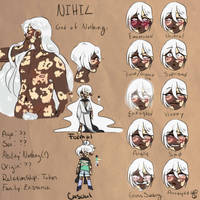 Nihil Reference by InsainCat1111