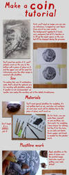 How to make a coin tutorial by KTVL-resources