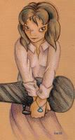 Michiru by KaeMantis