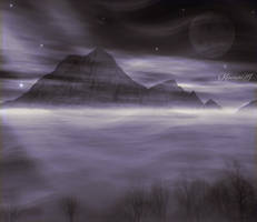 SPACE MOUNTAIN by KerensaW