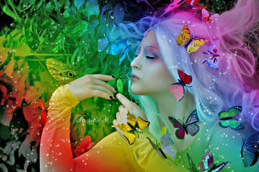 MADAME BUTTERFLY by KerensaW
