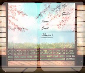 Teikoku no Sakura-sunpo member app (finished vers) by Kozutan