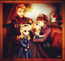 Arendelle memory by Esther-Shen