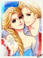 Elsa gender bender collection by Esther-Shen