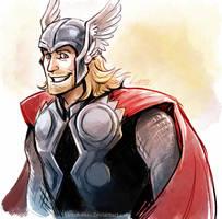 Thorsday by Lintufriikki