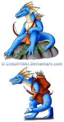 Lizardmen by Lintufriikki