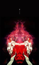Dark fire by OOSHI25