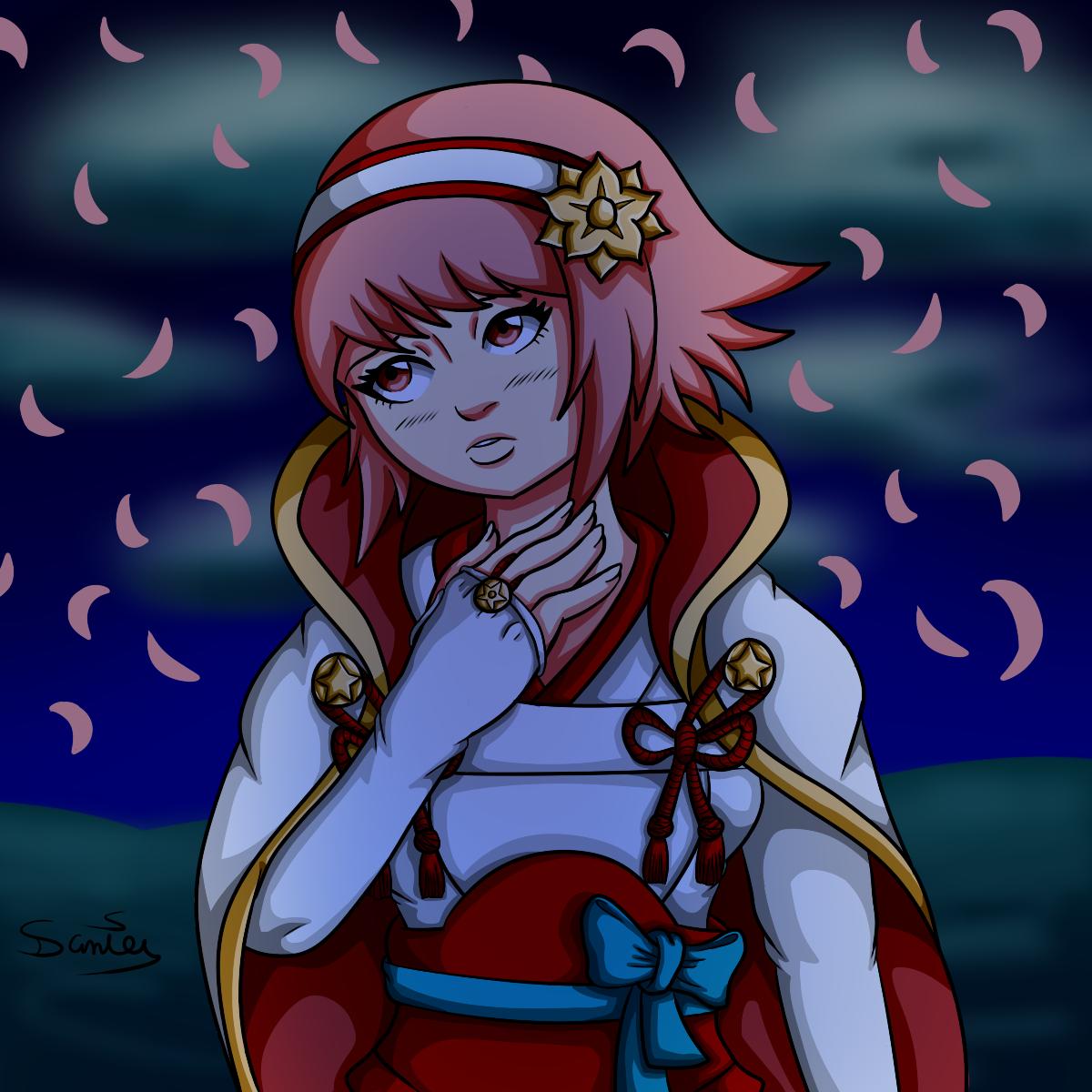 Princess Sakura 1586201: Sakura By Gakenzi On DeviantArt