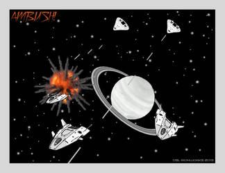 Ambush over VY-443c by dslironworks