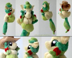 Apple Fritter Item-pony by zuckerschnuti