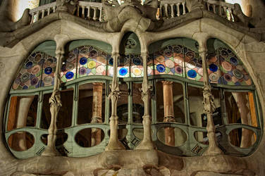 Casa Batllo by deinhard