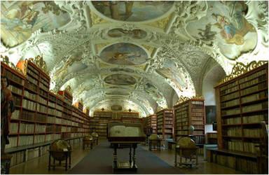 Strahov Library by deinhard