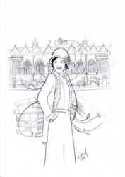 Rebecca by LadyAfelia