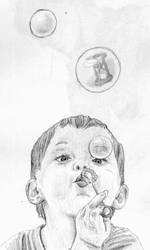 Bubble Boy by LadyAfelia