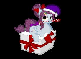 Aerial Soundwaves, christmas edition! by Yooyfull