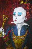 Red Queen by ArtLucie