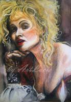 Helena B.C. as Madame Thenardier by ArtLucie