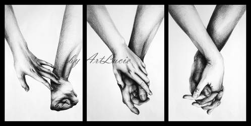 We Are In This Together by ArtLucie
