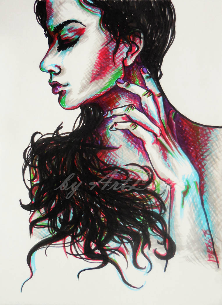Dreamy by ArtLucie