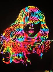 Rainbow Wind by ArtLucie