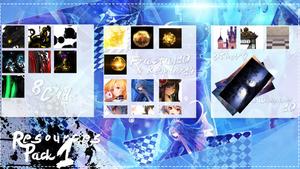 Resources pack1 + 6,066 pageviews by RyuzeNanzuke